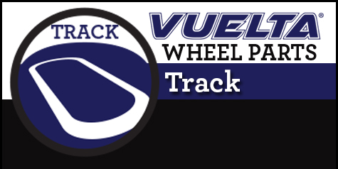 Vuelta Track Wheel Replacement Parts