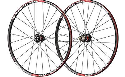 "Mountain 27.5"" Wheelsets"