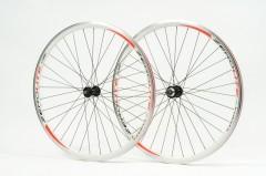 Zerolite Track Comp 700C Wheelset Single Speed White