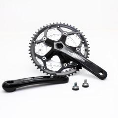 Vuelta Corsa Pro Road Triple Crankset, 52T/42T/30T, 170 / 175mm
