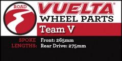 Vuelta Team V Wheel Replacement Parts