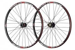 """Vuelta MTB AM 27-1/2"""" Wheelset 8/9/10 Speed"""