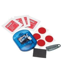 Weldtite FlatFix Glueless Patch Kit