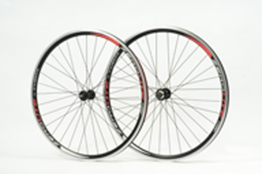 Zerolite Track Comp 700C Wheelset Single Speed Black