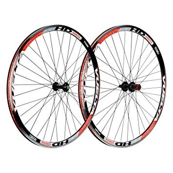Vuelta Corsa Pro HD Road Hand Built Wheelset