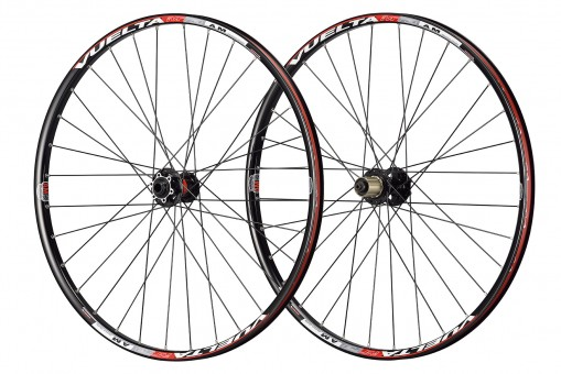 "Vuelta MTB XC 27.5"" Wheelset 8/9/10 Speed"