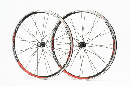 Zerolite Road Pro Hand Built Alloy Clincher Road Wheelset Shimano