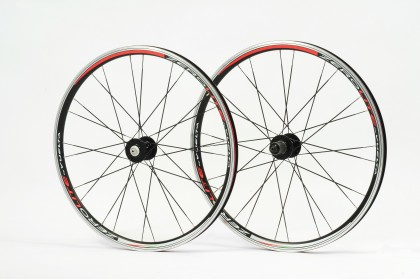 Zerolite Road Comp Hand Built Alloy Clincher Road Wheelset Shimano