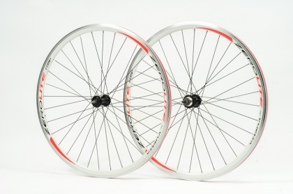 Zerolite Track Comp 700C Wheelset Single Speed White
