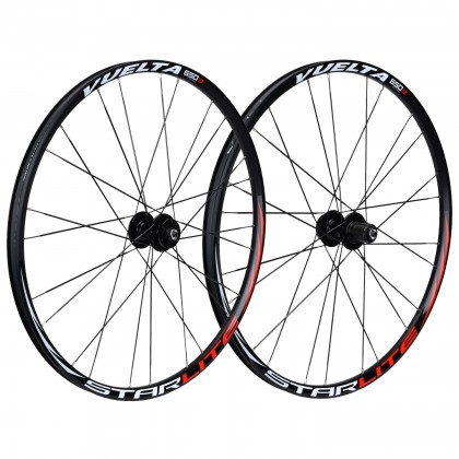 "Starlite MTB Comp 27.5"" Hand Built MTB Wheelset"