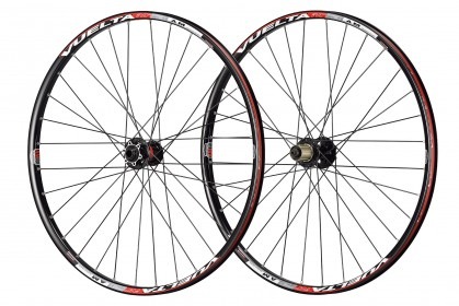 "Vuelta MTB AM 27-1/2"" Wheelset 8/9/10 Speed"