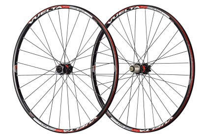 "Vuelta MTB Team V 27.5"" Wheelset 8/9/10 Speed"